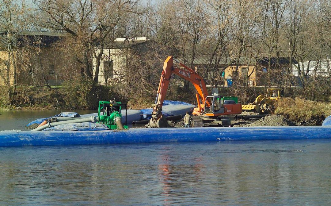 A Faster Dewatering Solution for Pipeline Construction and Repair