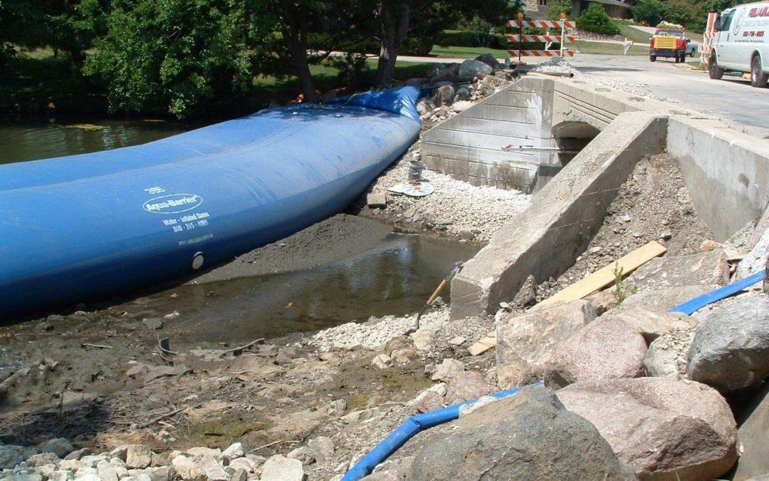 Aqua-Barrier® Cofferdam Design