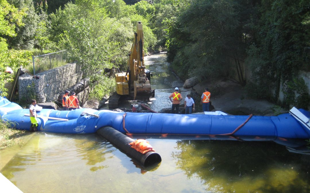 Dewatering and Diversion: Projects that Require Both