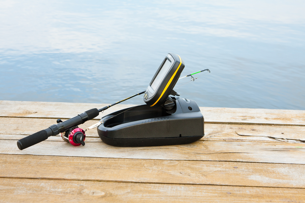 Determine Accurate Water Depth for Your Worksite with a Sonar Fish Finder