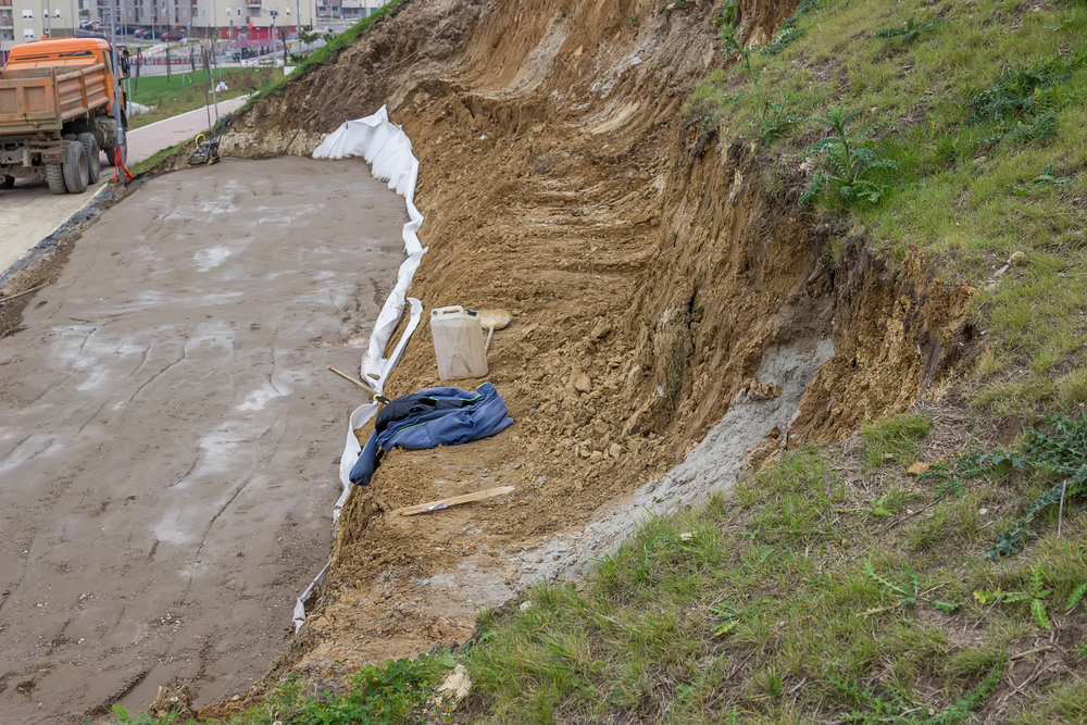 7 Top Tips to Prevent Erosion on Construction Projects