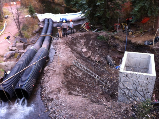 Basics of River Intake & Outfall Projects
