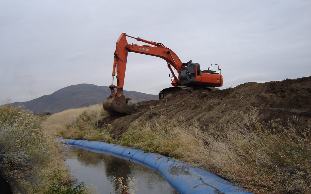 Your Water Control & Construction Equipment List