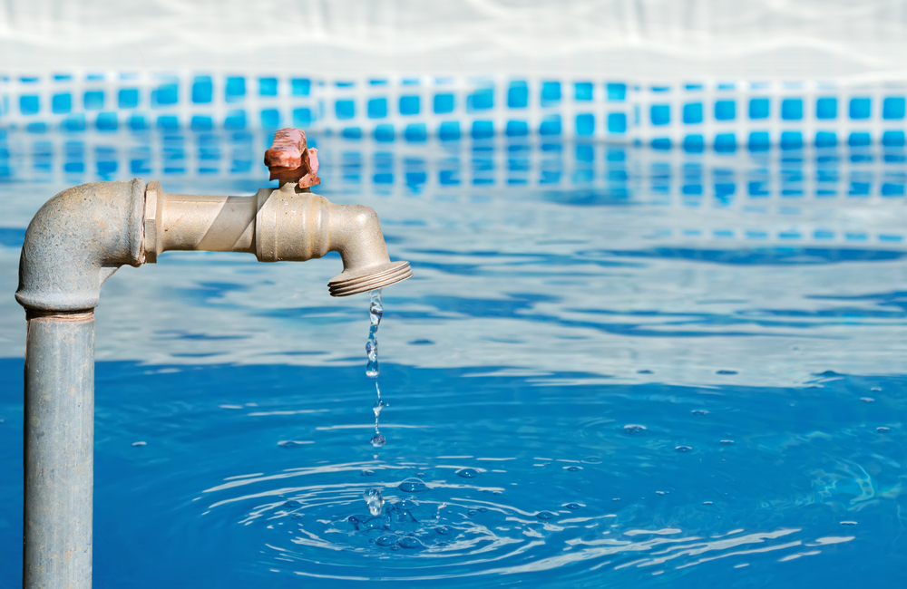 Conserve Water During Water Park Construction
