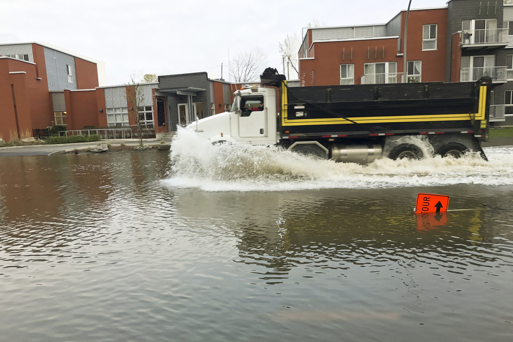 The Various Types of Flood Barriers
