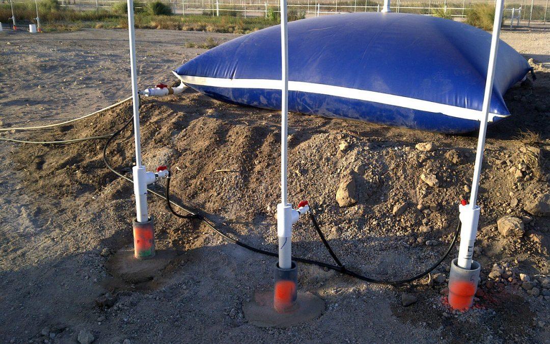 Water Storage Applications for Bladder Cofferdams
