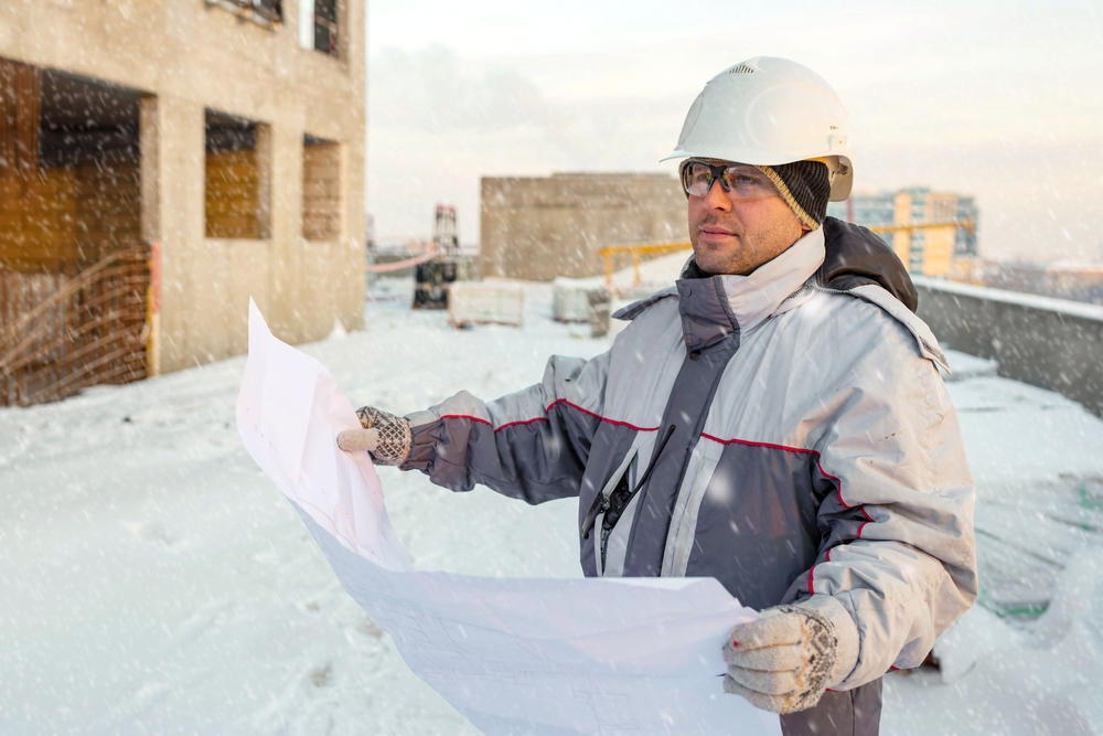 Your Guide to Winter Construction Safety
