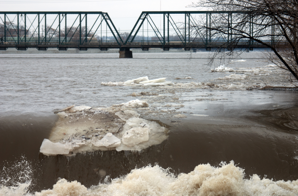 Winter Flooding: How to Prepare Your Worksite