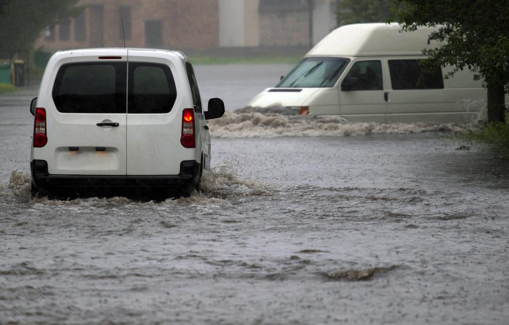 Top 4 Dangers of Flood Water