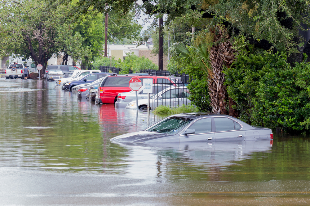 Effects of Flooding in 2020