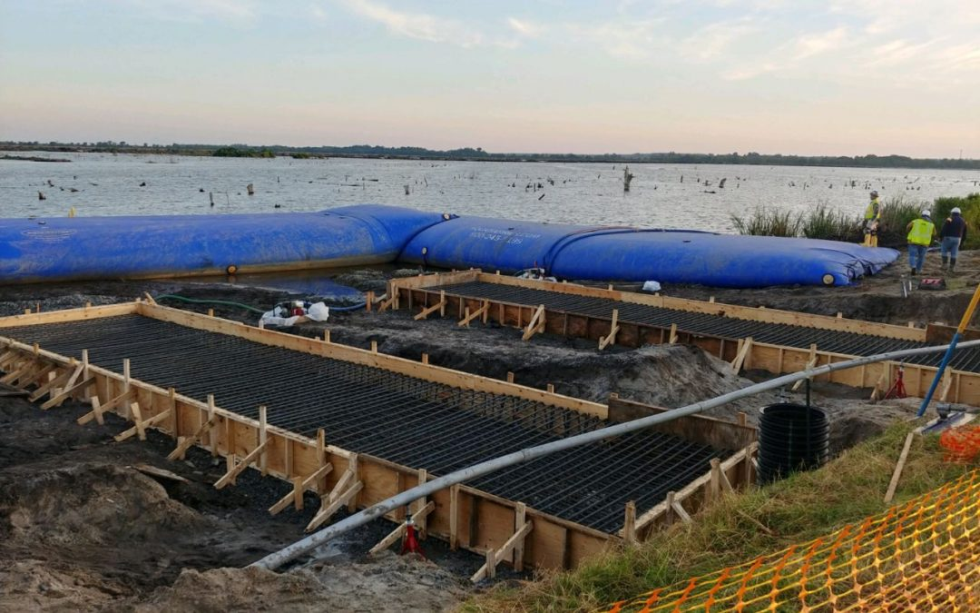What Are the Uses of Cofferdams for Construction?