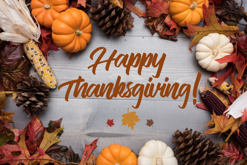 Happy Thanksgiving from HSI Services!
