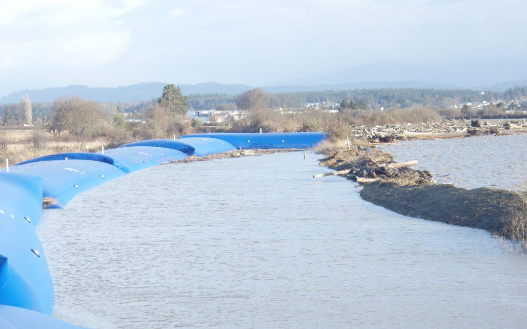 Premier Shoreline Restoration Techniques with the Aqua-Barrier