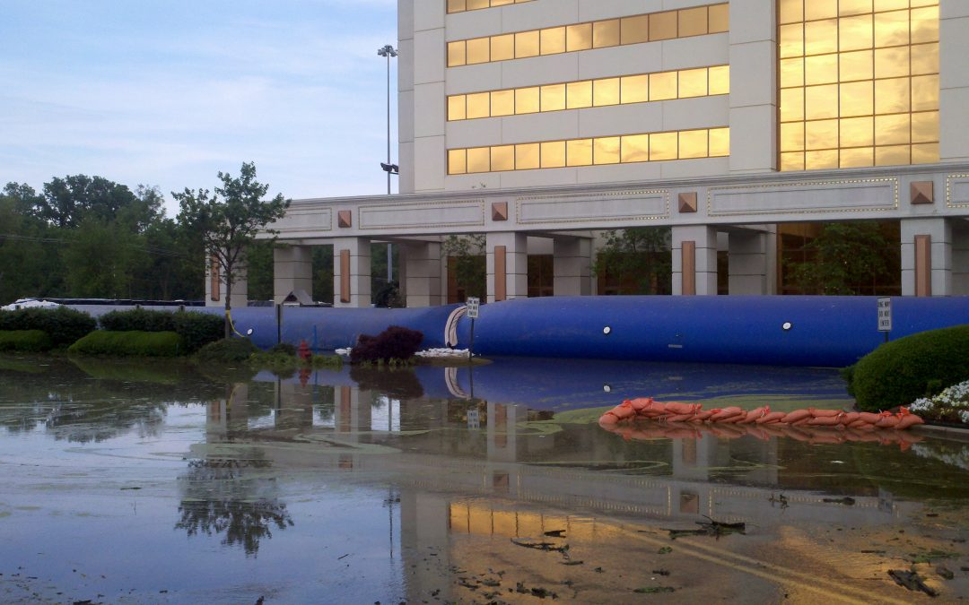 Commercial Property Flood Barriers: What Are The Benefits?