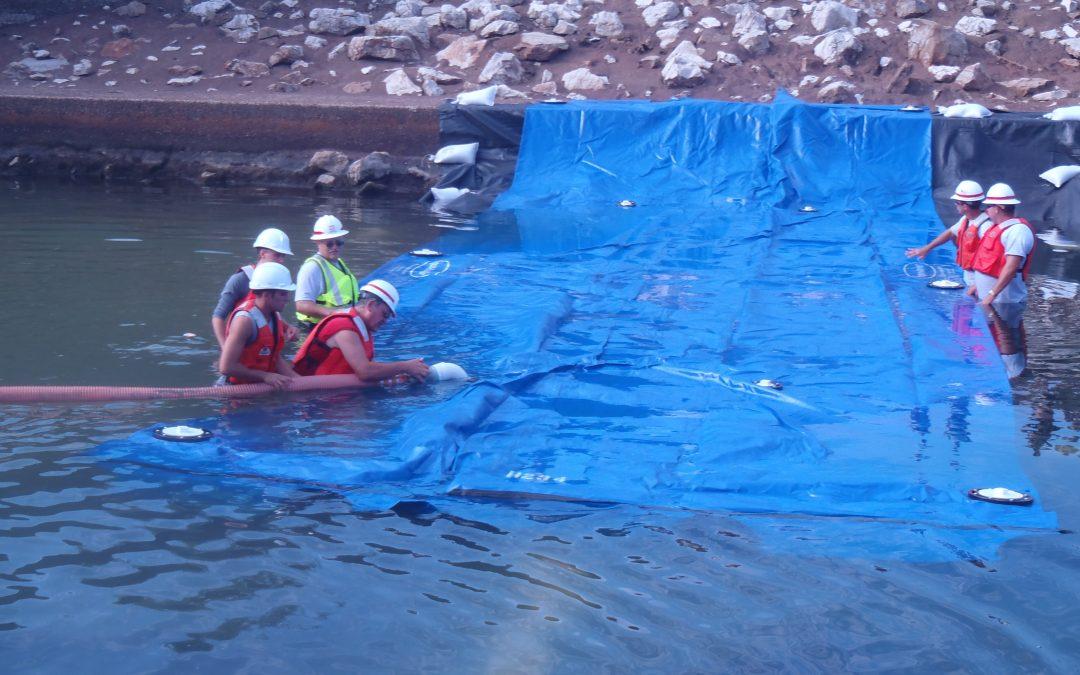 Inflatable Bladder Dam Installation: Preparing Your Construction Site